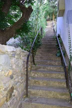 Bisbee stairs b
