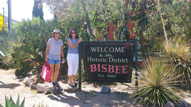 Bisbee welcome