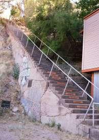 Stairs memorial